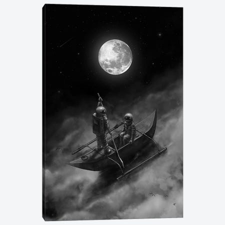 Anywhere With You Canvas Print #NID379} by Nicebleed Canvas Print