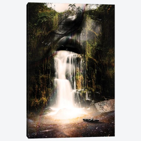 The Source Canvas Print #NID389} by Nicebleed Canvas Art