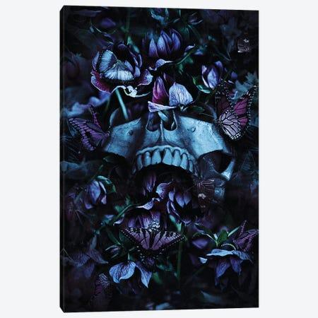 Blossom Death Canvas Print #NID390} by Nicebleed Canvas Art Print