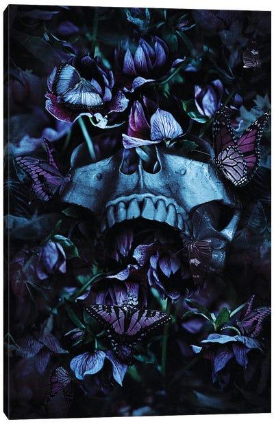 Blossom Death Canvas Art Print