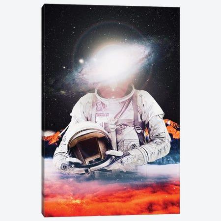 Mr. Galaxy II Canvas Print #NID391} by Nicebleed Canvas Print