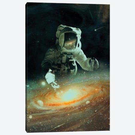 Feeding The Abyss Canvas Print #NID392} by Nicebleed Canvas Art Print