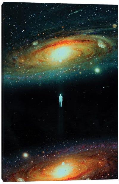 Parallel Universe Canvas Art Print