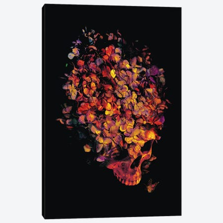 Blooming Canvas Print #NID396} by Nicebleed Canvas Artwork