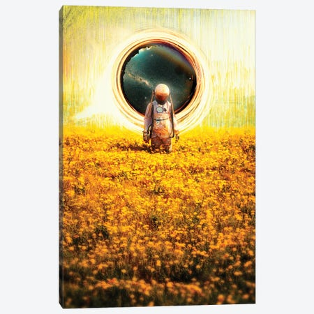 See You Again Canvas Print #NID399} by Nicebleed Canvas Print