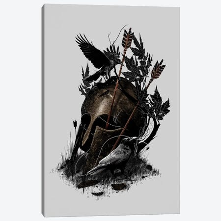 Legends Fall Canvas Print #NID39} by Nicebleed Canvas Print