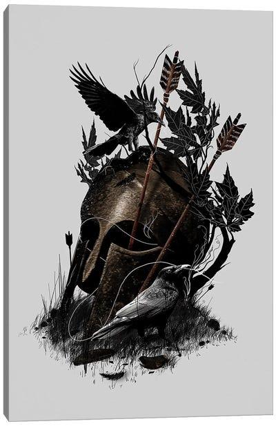 Legends Fall Canvas Art Print