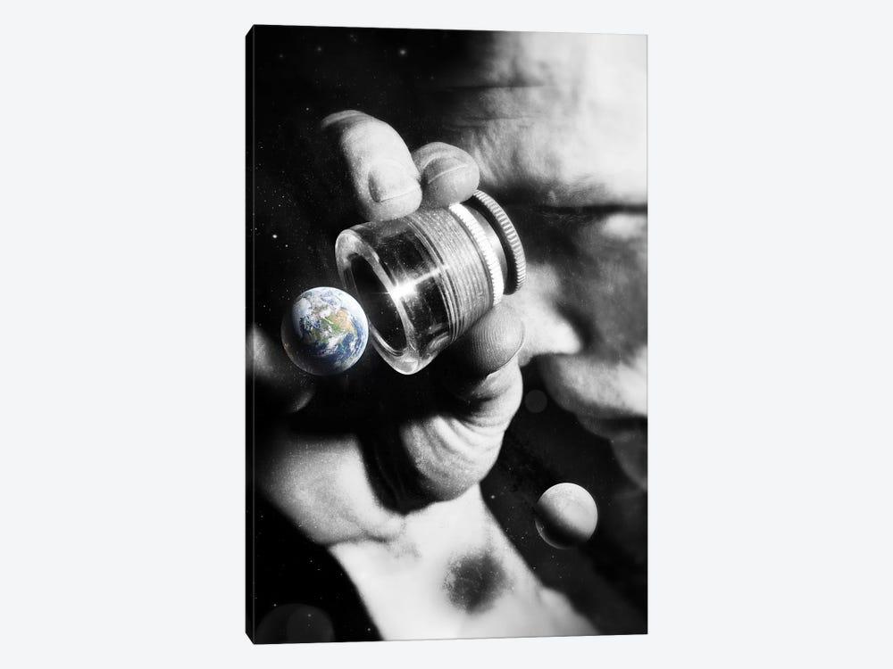 Earth Check by Nicebleed 1-piece Art Print