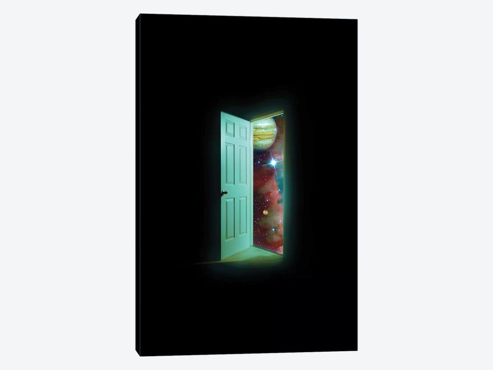 Door by Nicebleed 1-piece Canvas Print
