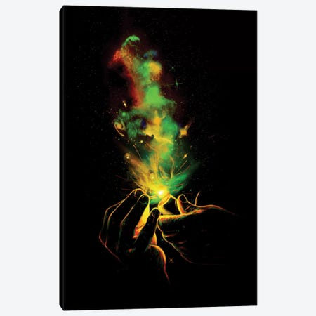 Light It Up! 3-Piece Canvas #NID40} by Nicebleed Canvas Art