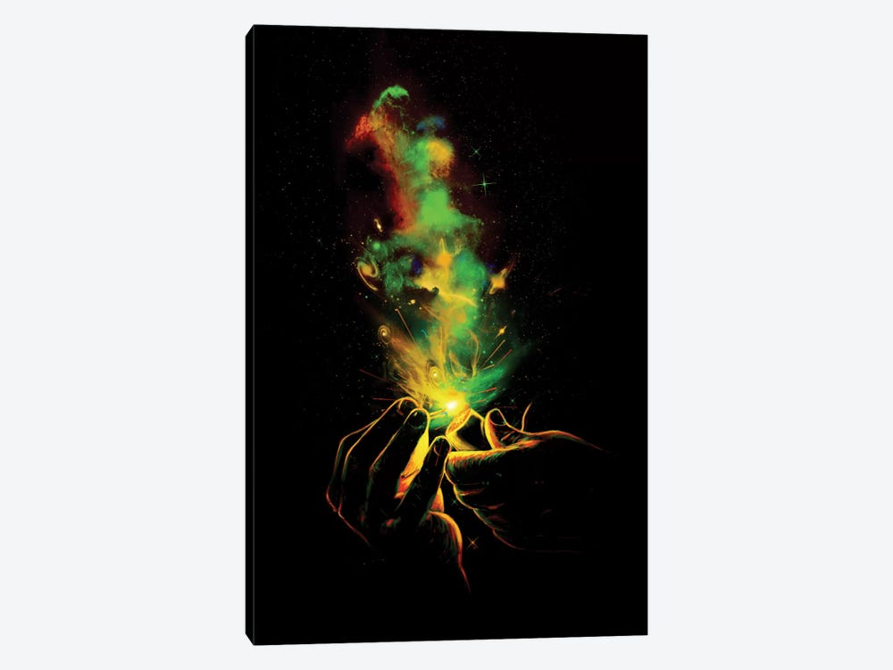 Light It Up! by Nicebleed 1-piece Canvas Print