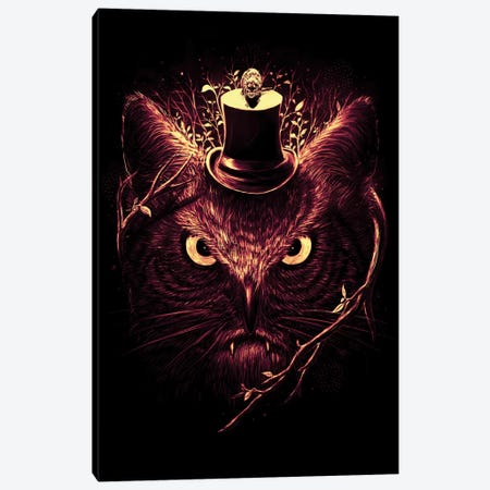 MeOwl Canvas Print #NID42} by Nicebleed Canvas Art