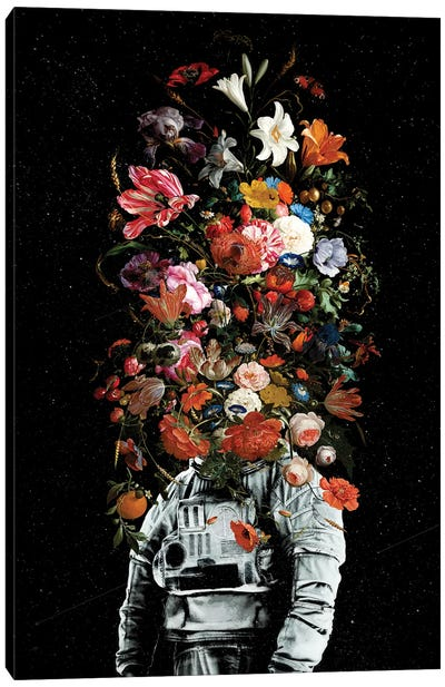 Full Bloom Canvas Art Print