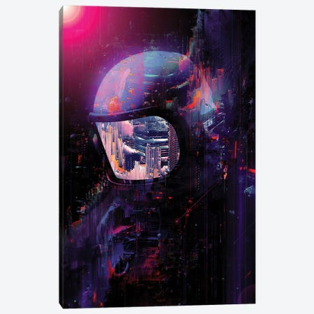 Dissolution Canvas Print #NID443} by Nicebleed Canvas Art Print