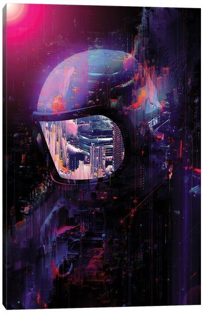 Dissolution Canvas Art Print