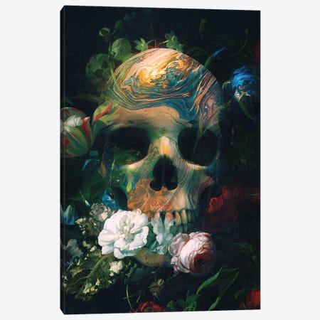Death Place Canvas Print #NID445} by Nicebleed Canvas Artwork