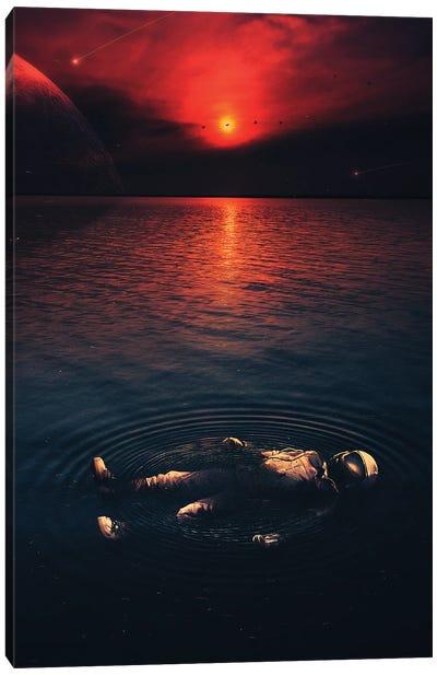 Midnight Chill Canvas Art Print