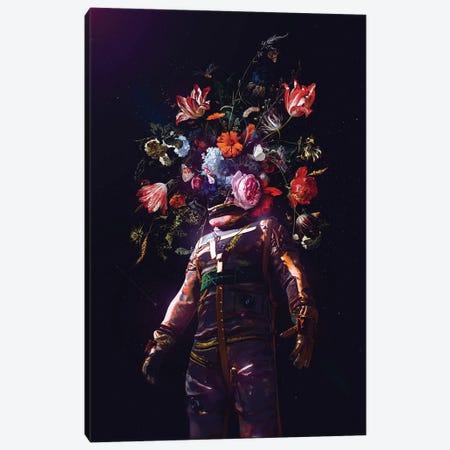 Full Bloom II Canvas Print #NID465} by Nicebleed Canvas Wall Art