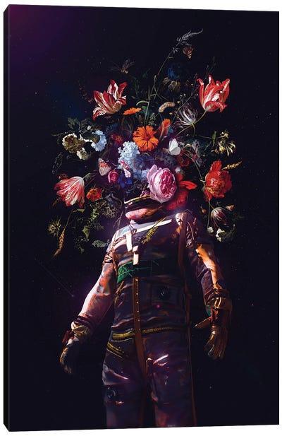 Full Bloom II Canvas Art Print