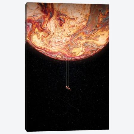 Swing Canvas Print #NID467} by Nicebleed Canvas Wall Art