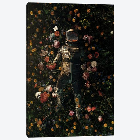 Garden Delights Canvas Print #NID470} by Nicebleed Canvas Art
