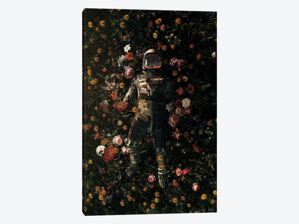 Garden Delights by Nicebleed 1-piece Canvas Wall Art