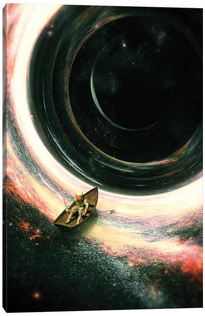 Lost Sailor Canvas Art Print