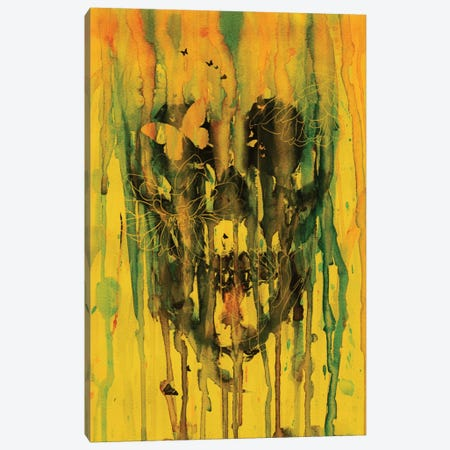 Birth Of Oblivion Canvas Print #NID4} by Nicebleed Canvas Wall Art