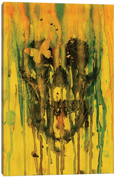 Birth Of Oblivion Canvas Art Print