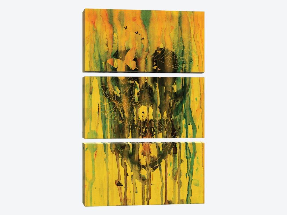 Birth Of Oblivion by Nicebleed 3-piece Canvas Art