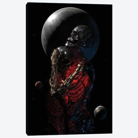 Eternal Canvas Print #NID506} by Nicebleed Art Print