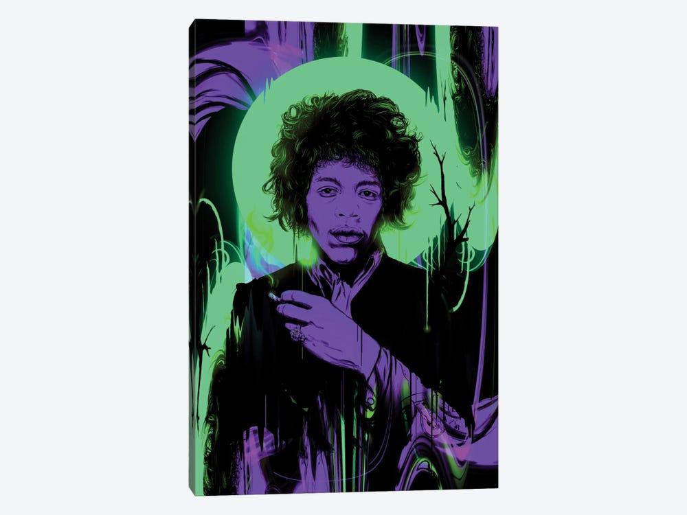Purple Haze by Nicebleed 1-piece Canvas Art Print