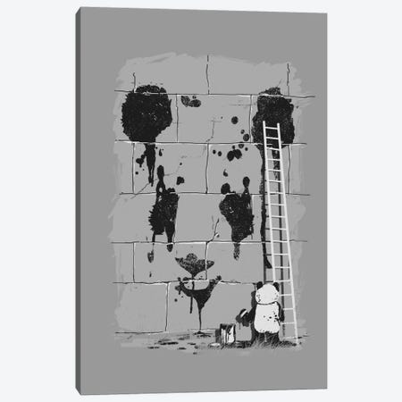 Self Portrait Canvas Print #NID60} by Nicebleed Canvas Artwork