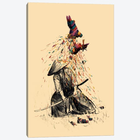 Target Practice Canvas Print #NID68} by Nicebleed Canvas Artwork