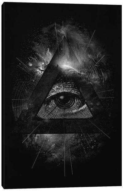 The Eye Canvas Print #NID70