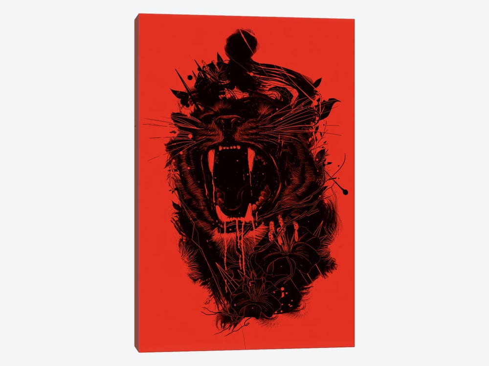 The King by Nicebleed 1-piece Canvas Artwork