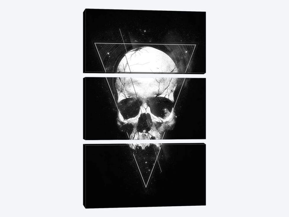 We Are All Made Of Stars by Nicebleed 3-piece Canvas Artwork