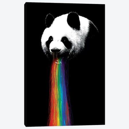 Pandalicious 3-Piece Canvas #NID87} by Nicebleed Art Print