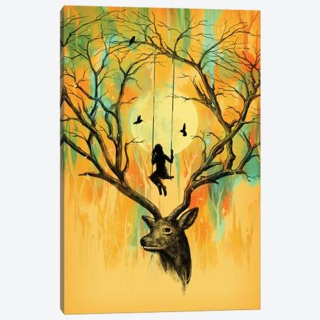 Playmate Canvas Print #NID88} by Nicebleed Canvas Artwork