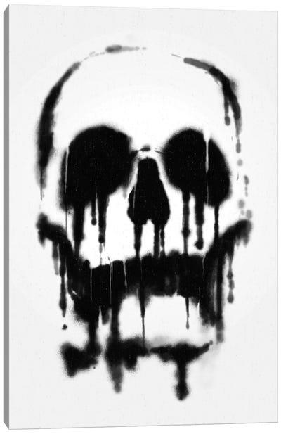 Skull Canvas Print #NID89