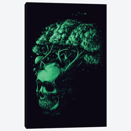 The End Is The Beginning Canvas Print #NID91} by Nicebleed Canvas Print