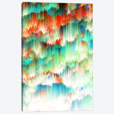 Raindown Canvas Print #NID96} by Nicebleed Canvas Wall Art