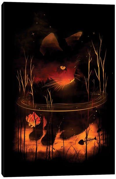 Catfish Canvas Print #NID9
