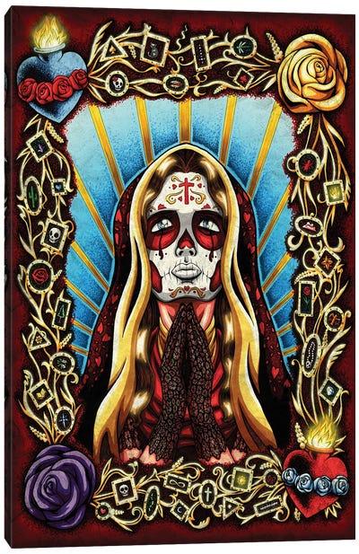 Valentina Canvas Art Print
