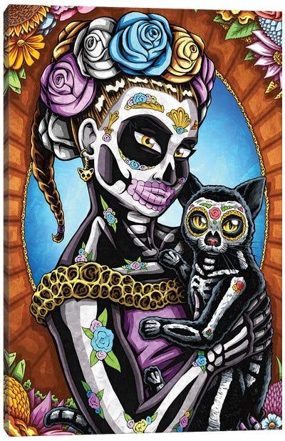 Calala Canvas Art Print