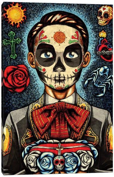 Muerto Canvas Art Print