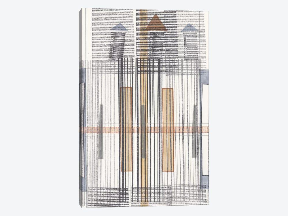 Pinnacle II by Nikki Galapon 1-piece Art Print