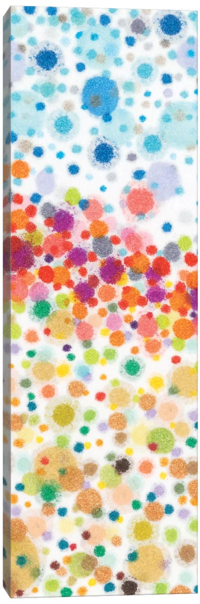 Dot Play I Canvas Art Print