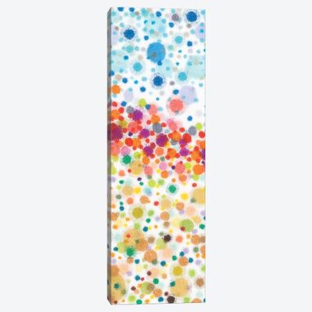 Dot Play I Canvas Print #NIK26} by Nikki Galapon Canvas Art