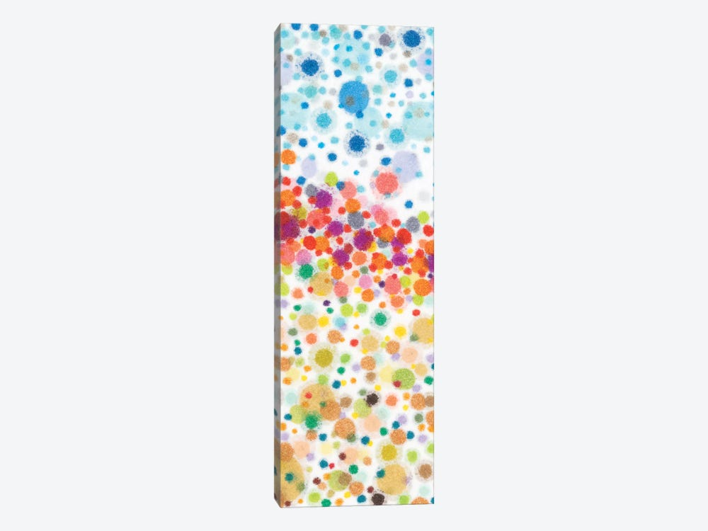 Dot Play I by Nikki Galapon 1-piece Canvas Art Print